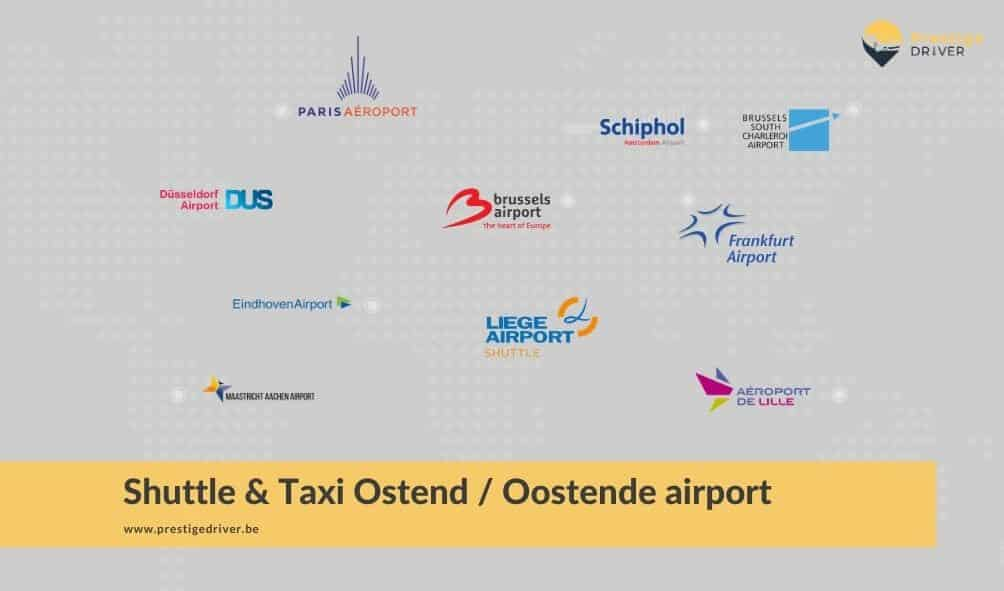 Navette Ostende Ostende aéroport