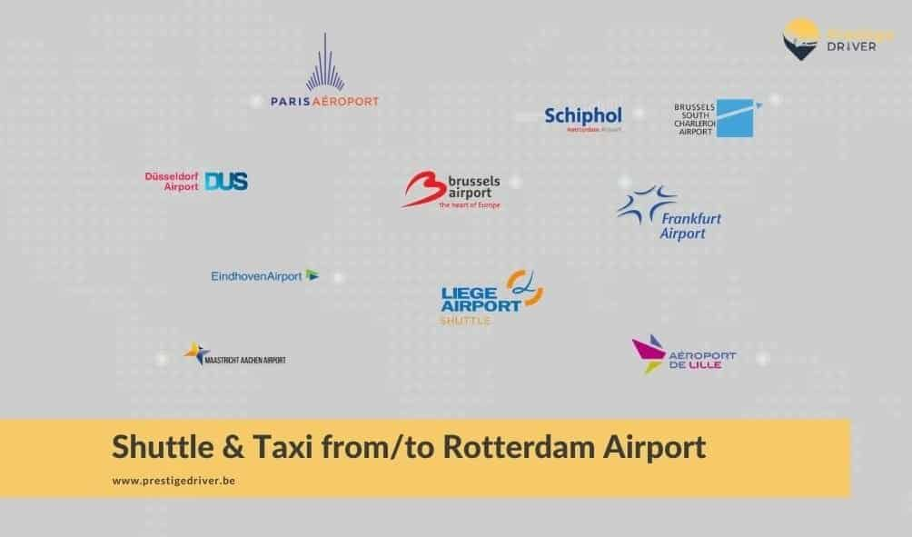 Navette Rotterdam aéroport