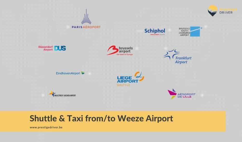 Navette Weeze aéroport