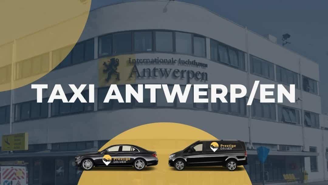 Navettes à l'aéroport de Anvers