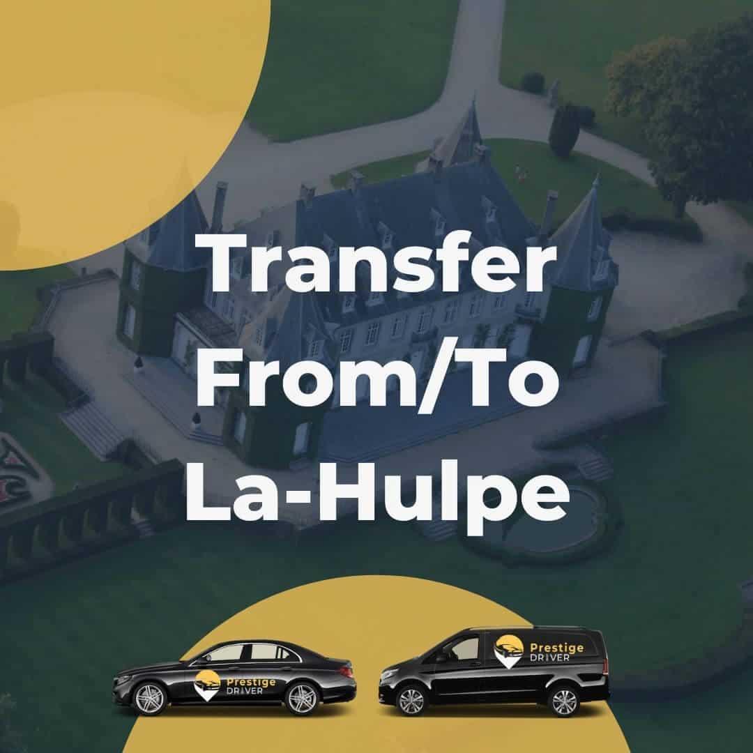 Taxi La-Hulpe
