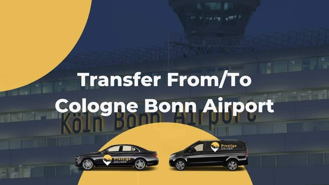 Taxi à Cologne-Bonn Konrad-Adenauer