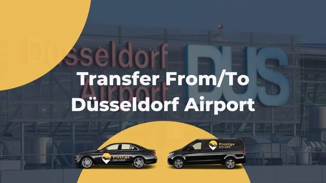 Taxi à Düsseldorf