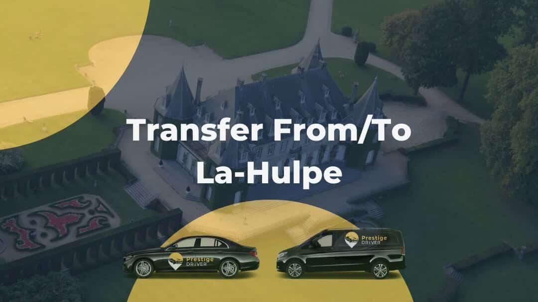 Taxi à La-Hulpe