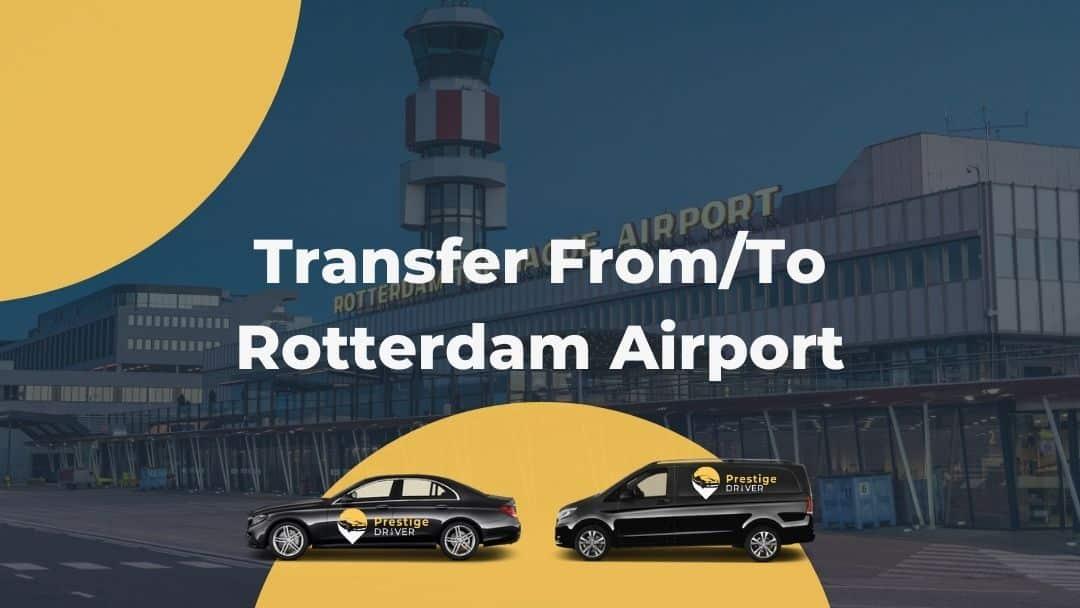 Taxi à Rotterdam