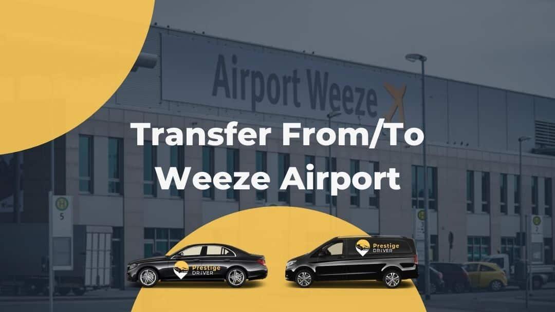 Taxi à Weeze aéroport