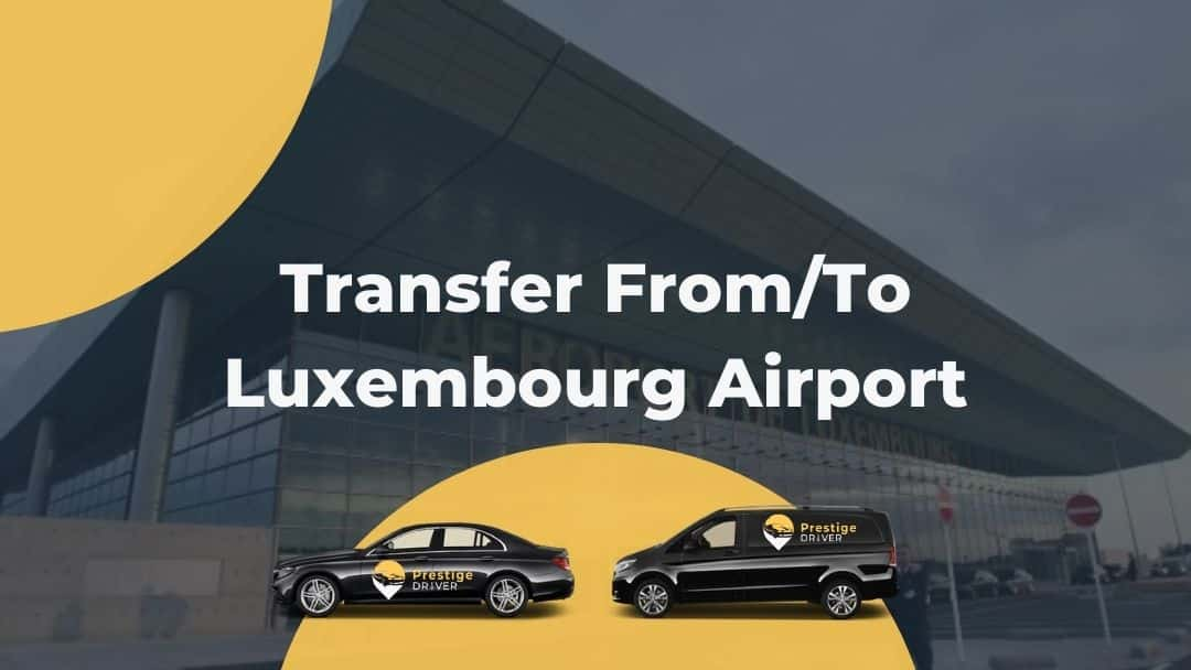 Taxi à Luxembourg aéroport