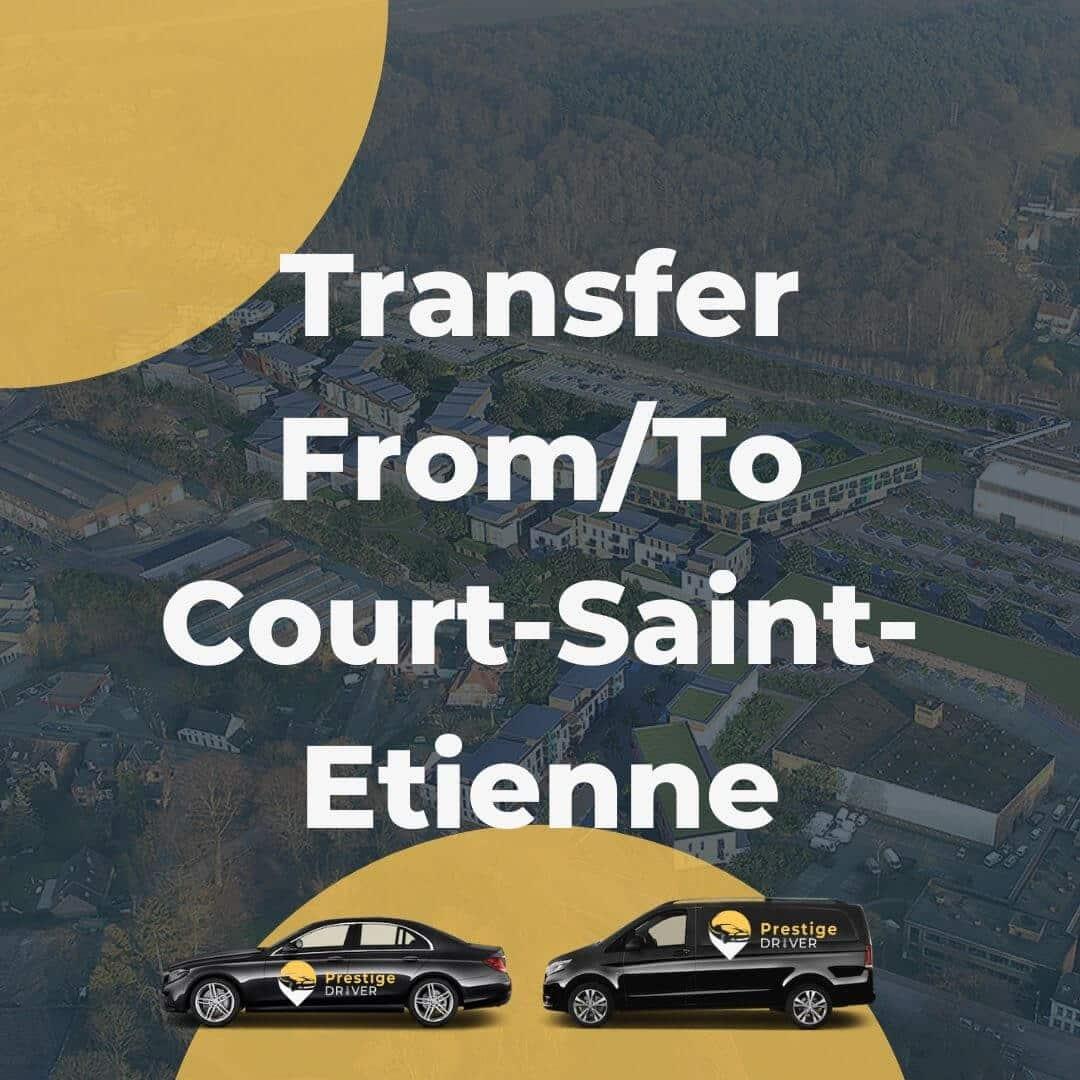 Taxi Court-Saint-Etienne