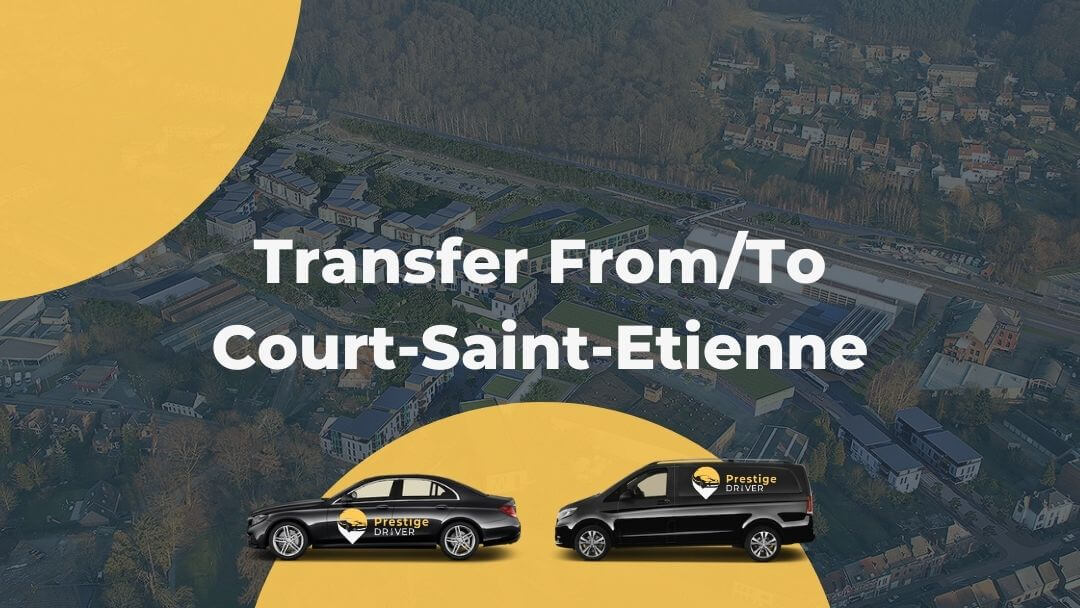 Taxis à Court-Saint-Étienne