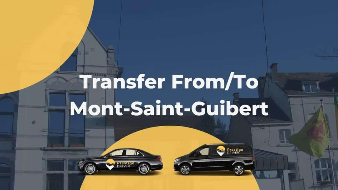 Taxis à Mont-Saint-Guibert