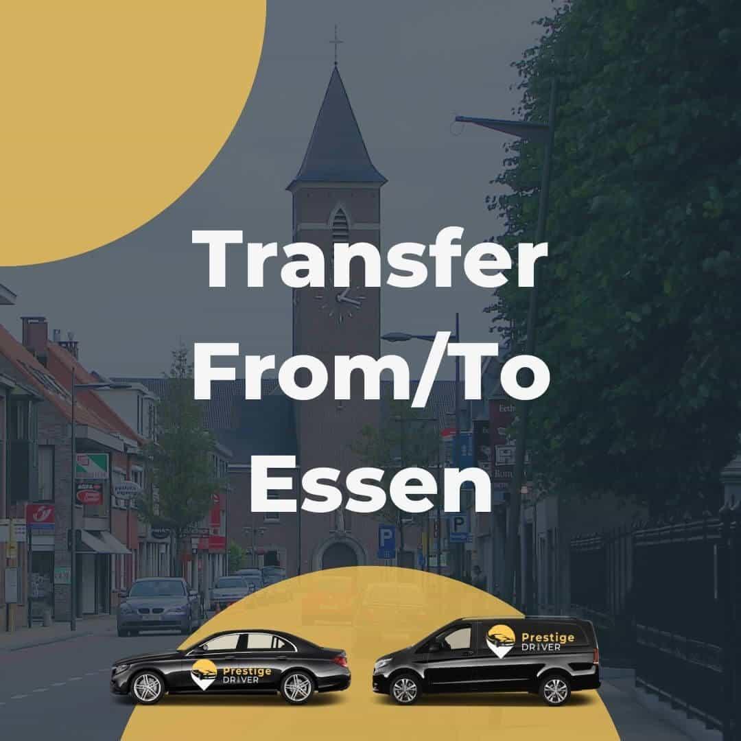 Taxi Essen