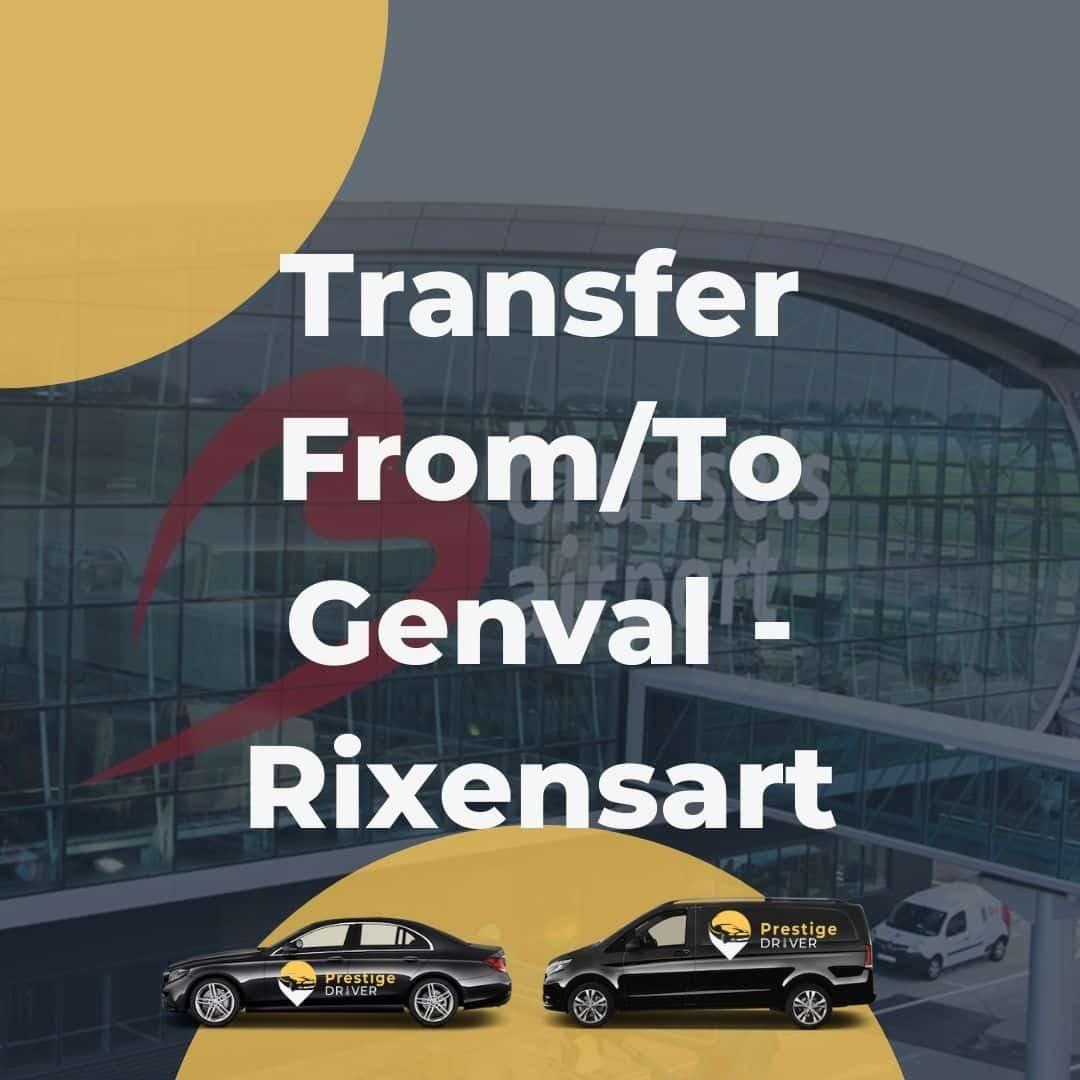 Taxi Genval