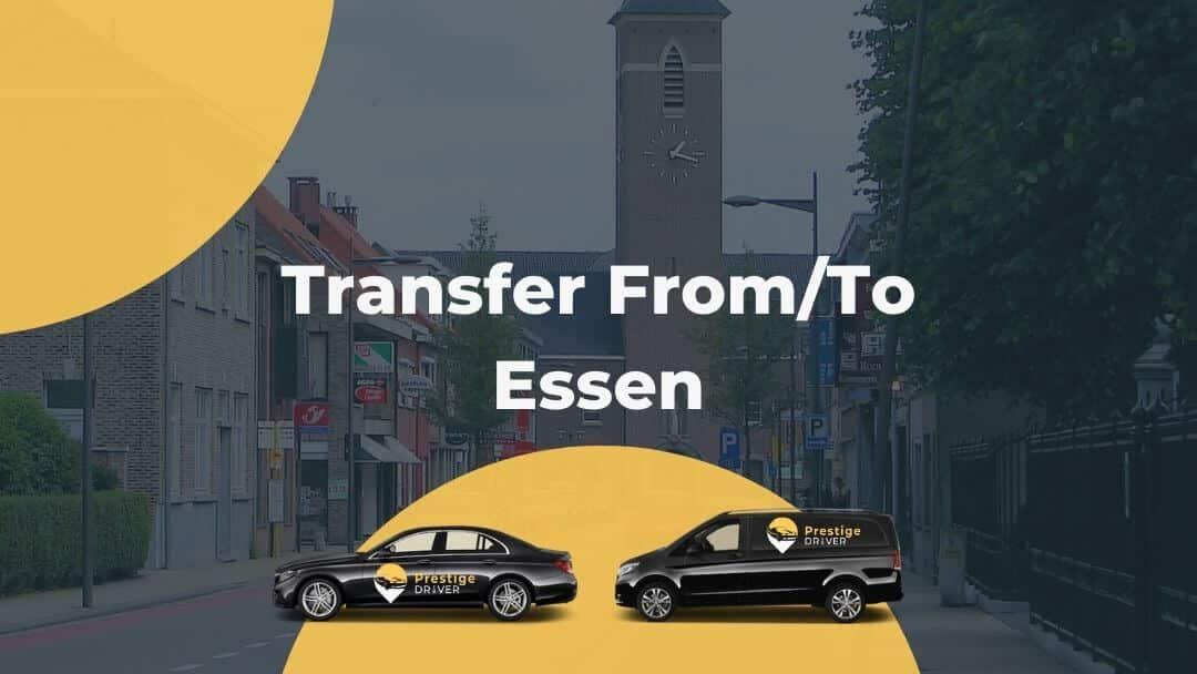 Taxi à Essen