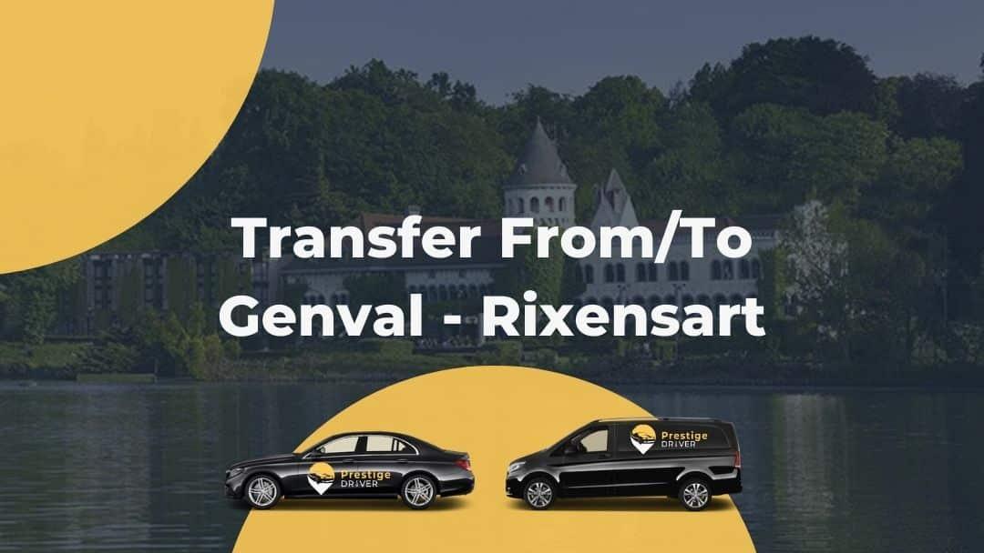 Taxi à Genval