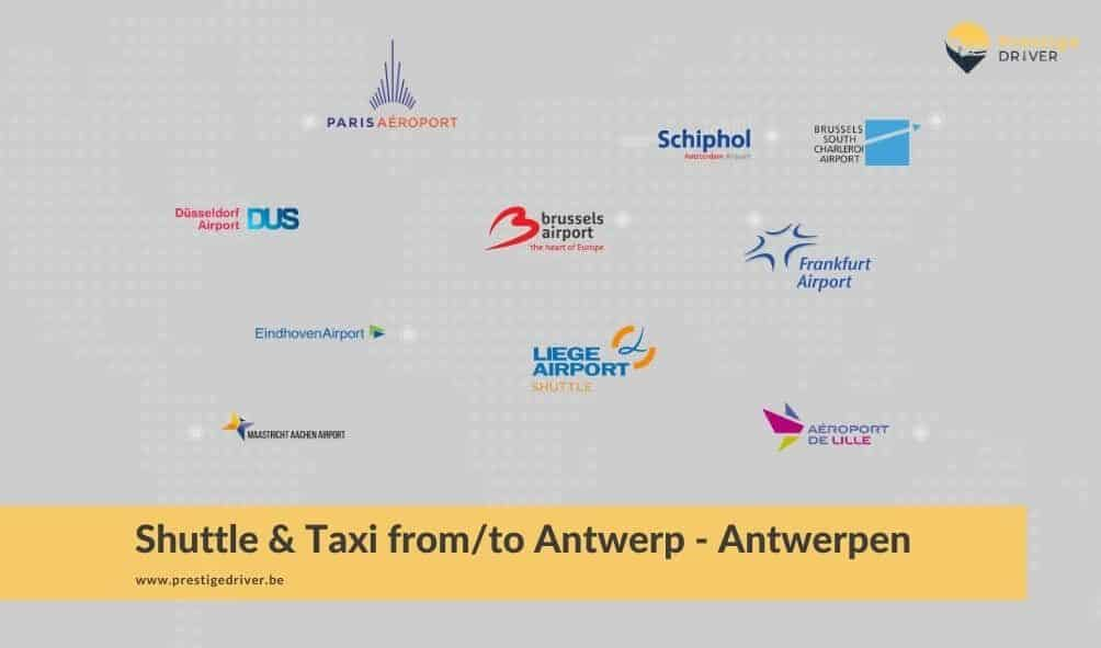 navette à Anvers