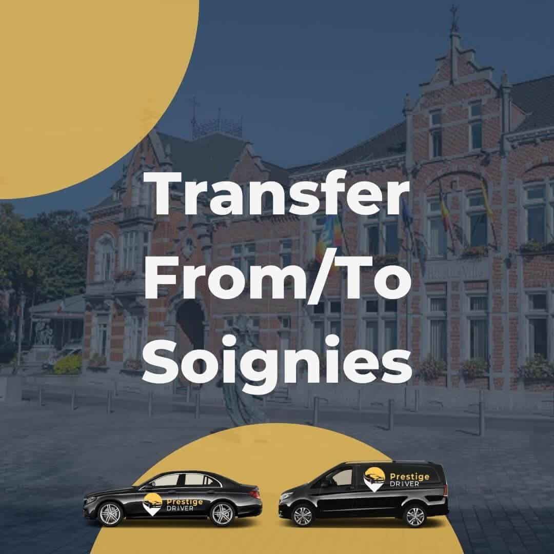 Taxi Soignies