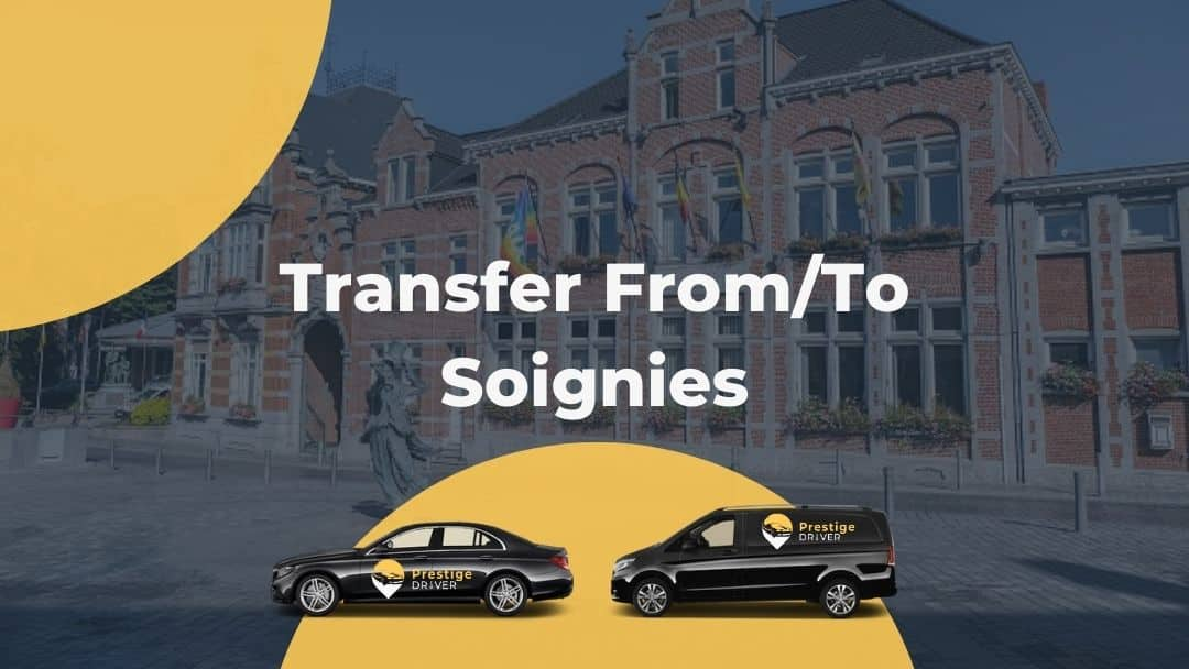 Taxi pour Soignies