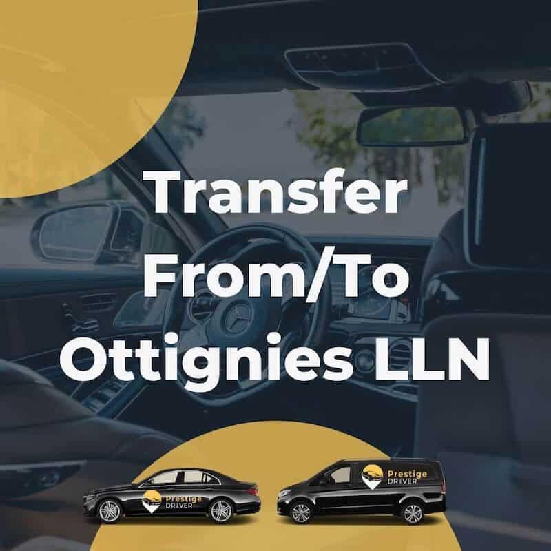 Taxi Ottignies LLN